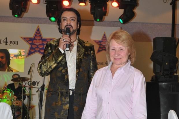 Киркоров и Люся
