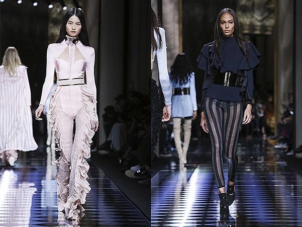 Кендалл Дженнер и Джиджи Хадид сменили цвет волос для парижской Недели высокой моды - 2
