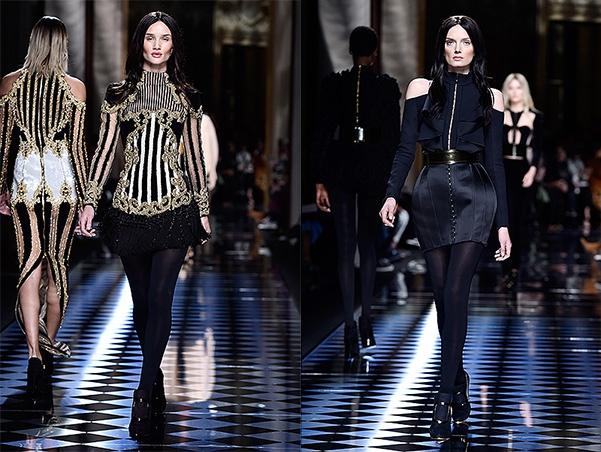 Кендалл Дженнер и Джиджи Хадид сменили цвет волос для парижской Недели высокой моды - 6