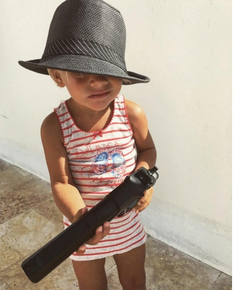 Дочь Тимати