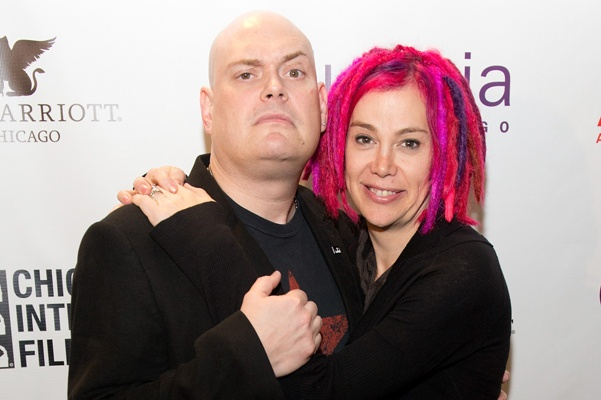 "CHICAGO, IL - OCTOBER 17: Andy Wachowski and Lana Wachowski attend the ""Cloud Atlas"" premiere during the 48th Chicago International Film Festival at the AMC River East 21 movie theater on October 17, 2012 in Chicago, Illinois. (Photo by Daniel Boczarski/Getty Images)"