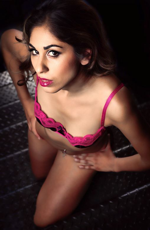 Actress Saeed Vorajee appeared in the first two series of Game of Thrones where she played a naked prostitute named Armeca Under her other name Sahara Knite she is well known as Britain's first Muslim adult film star. However what is not widely known is that under her porn name she also works in real life as a hooker
