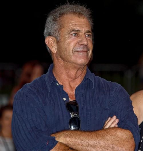 Australia: Mel Gibson at Sydney Tropfest Film Festival