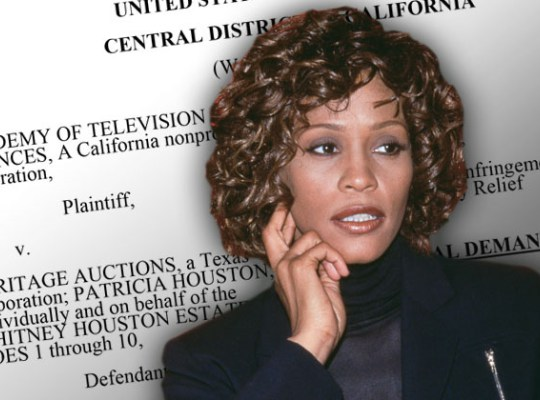 whitney-houston-family-emmy-lawsuit