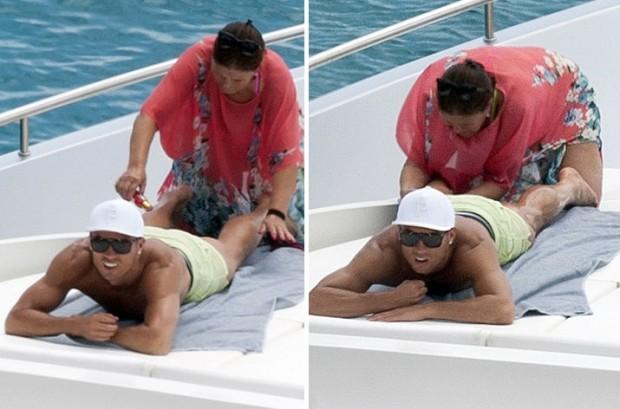 0713-launch-cristiano-ronaldo-yacht-oil-massage-mom-inf-3