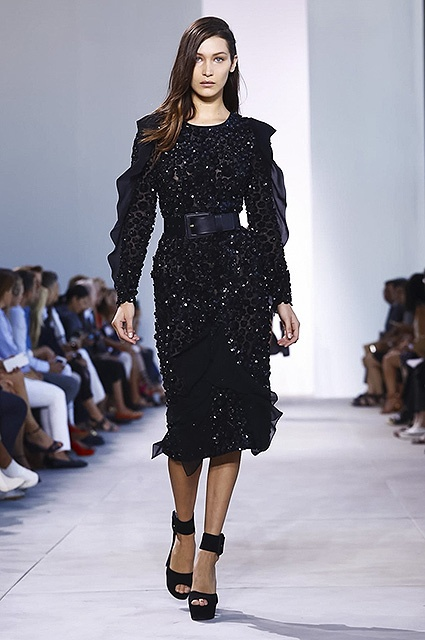 Michael Kors Fashion Show, Ready to Wear Collection Spring Summer 2017 in New York