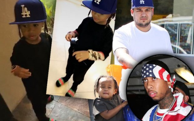 blac-chyna-son-king-rob-kardashian-halloween-costume
