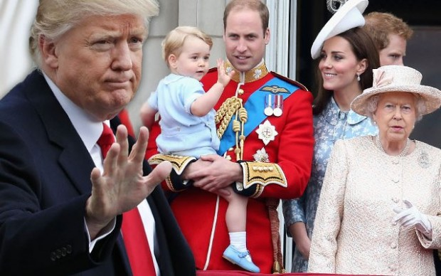 president-donald-trump-give-cowboy-saddles-kate-middleton-kids-george-charlotte-pp-