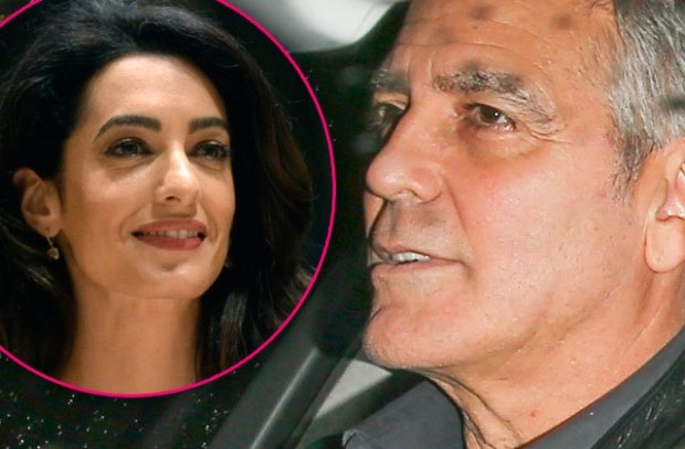 amal-clooney-pregnant-twins-george-stay-home-dad-pp-