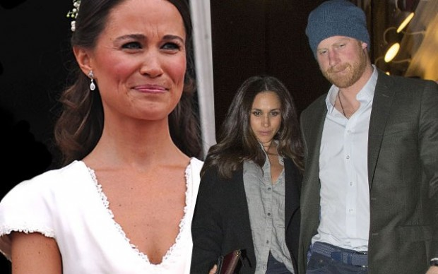 prince-harry-meghan-markle-engagement-pippa-middleton-bans-wedding-pp-
