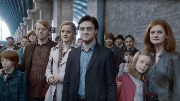 Эксперты подсчитали, сколько заработала франшиза «Гарри Поттер» - 1