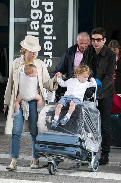 Celebrity Sightings At Nice Airport - May 11, 2016 - The 69th Annual Cannes Film Festival