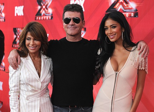 "FOX's ""The X Factor"" Press Conference"