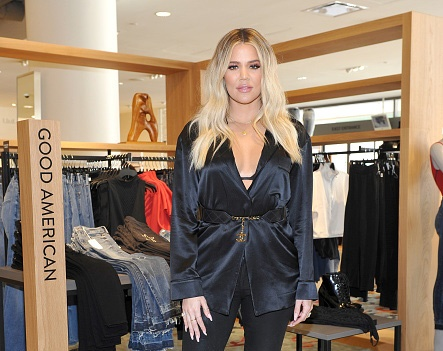 Good American 1st Anniversary Celebration With Khloe Kardashian & Emma Grede At Nordstrom Century City