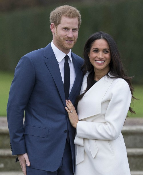 Royal Engagement Announcement.