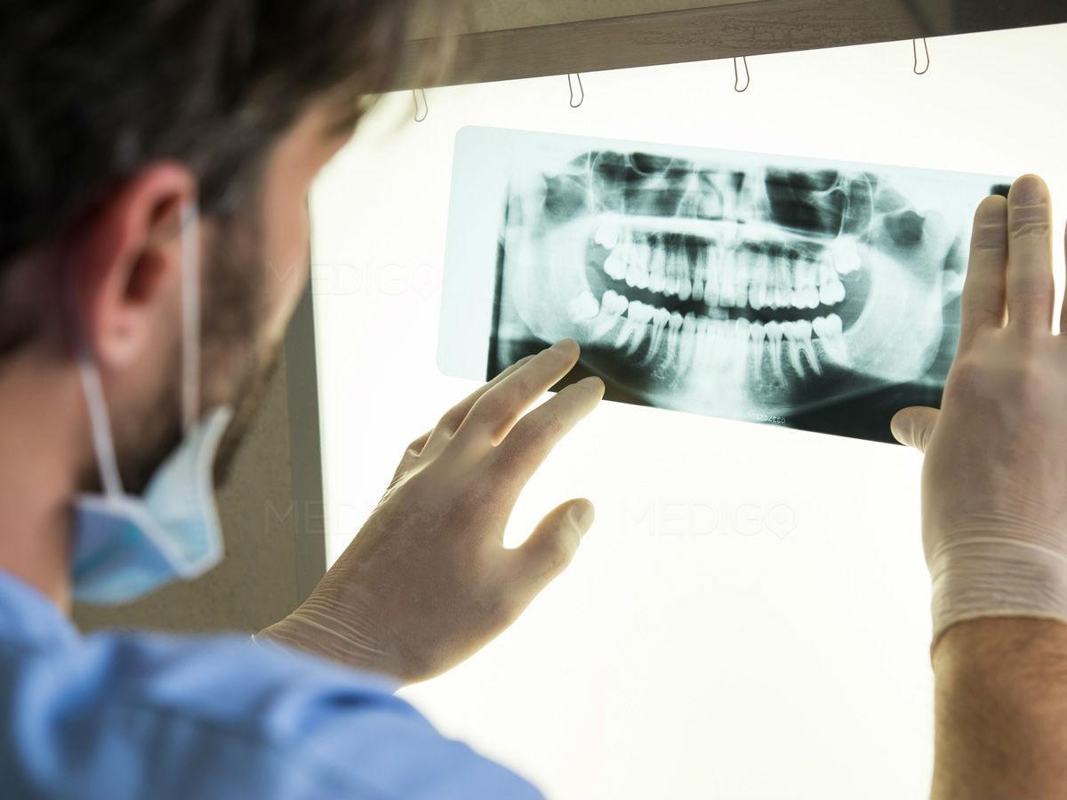 Компьютерная томография зубов - 1
