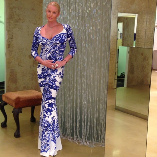 Платья с открытой спиной - фото 36 моделей - много