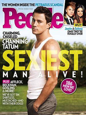 Самый сексуальный мужчина 2012