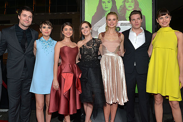 "The Weinstein Company Presents The LA Premiere Of ""Vampire Academy"" - Red Carpet"