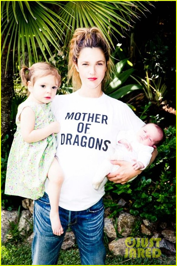 drew-barrymore-shares-picture-of-daughters-frankie-olive-01