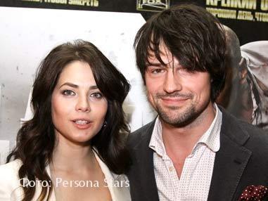 даниил козловский фото с женой