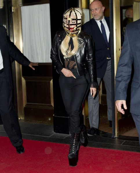 Леди Гага