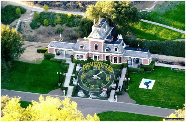 Michael Jackson's Neverland Ranch near Santa Barbara, Calif.