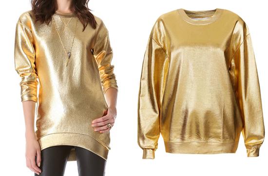 Блузка Золотая В Спб