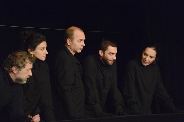 Пьеса «Рамона» Театра марионеток Резо Габриад