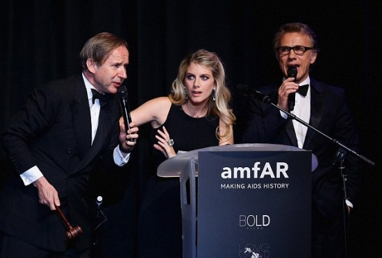 amfAR Cinema for Peace