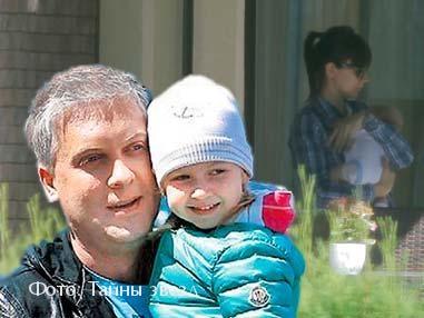 Дети Сергея Светлакова от разных браков проводят вместе 66