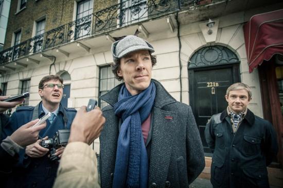 Тот самый Шерлок Холмс