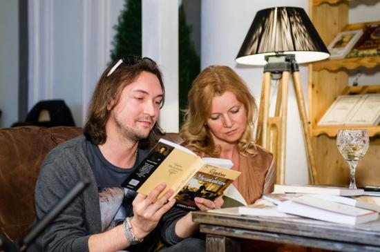 Звезды читают Пушкина