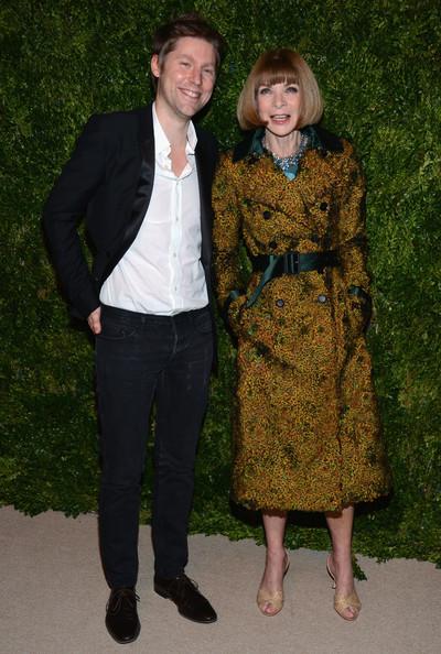 CFDA Vogue Fashion Fund Awards 2012